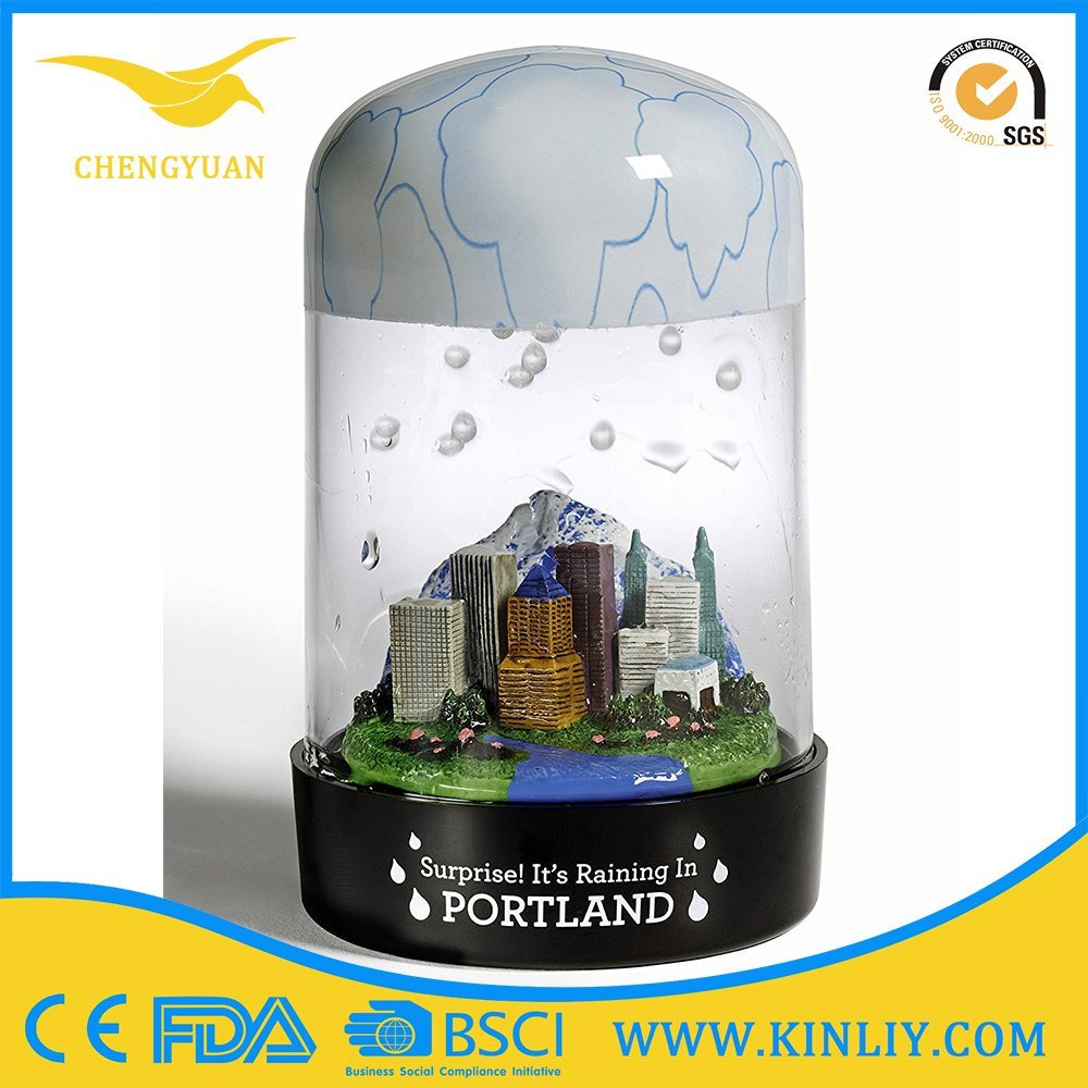 Crystal Resin Snow Globe Gifts Snow Globe for Sale
