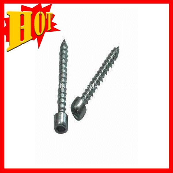 DIN 912 Hexagon Socket Head Cap Titanium Screws