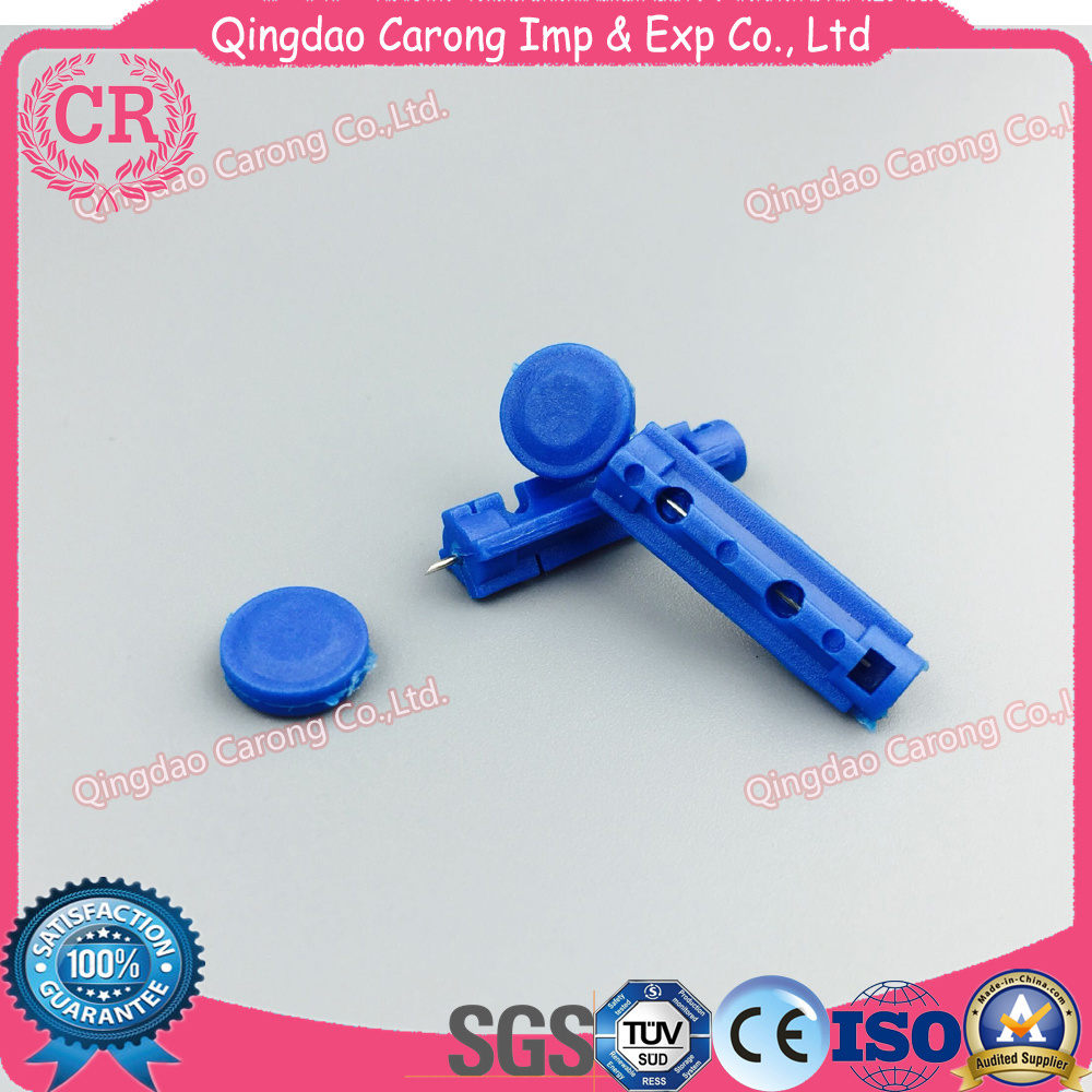 Disposable Auto Safety Blood Lancets for Single Use