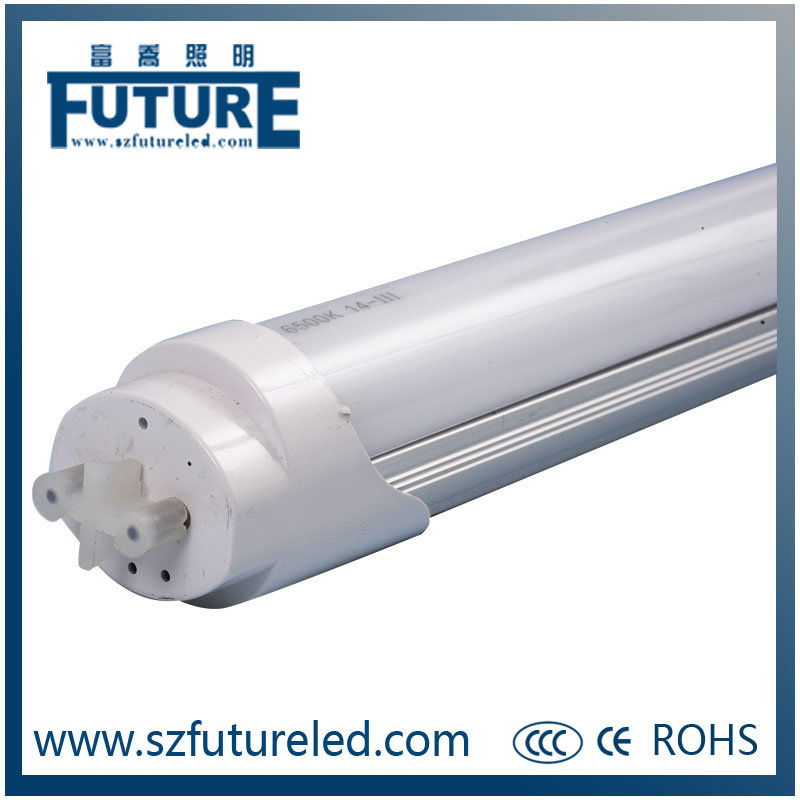 UL Approved T8 G13 85-265V 9W LED Tube Bulb