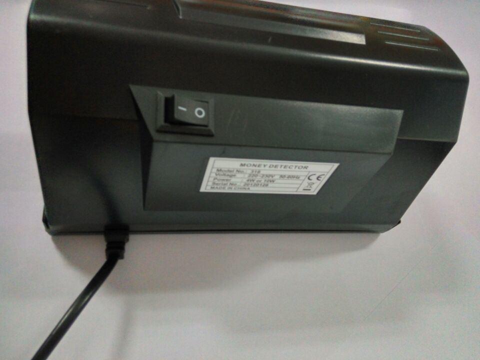 Electronic Money Detector