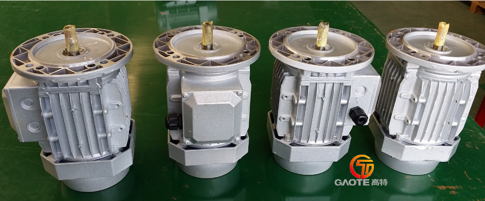 Three Phase Induction Motor (Cast Aluminum Frame, 1/5-20HP)