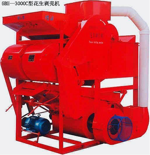 Peanut Shelling Machine Sheller (6bh-3000)