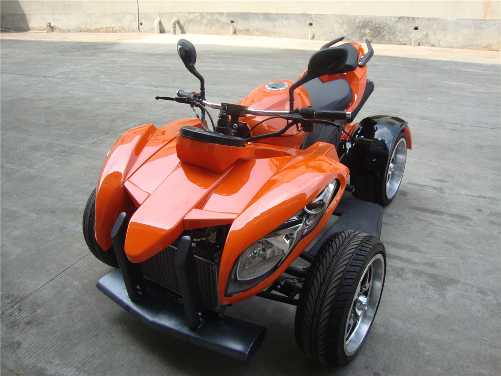 New 250cc ATV EEC Approved for Legal Road Driving