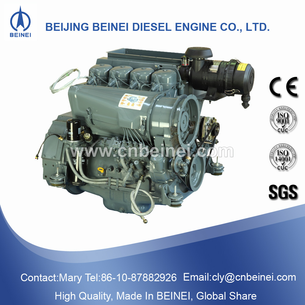 Air Cooled Diesel Engine (F4L912) for Agriculture Machinery (14kw~141kw)