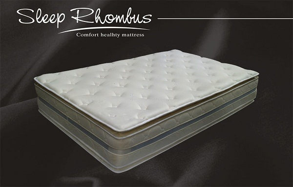Luxury Latex Mattress/ Latex Foam Mattress/Foam Mattress (FL-004)