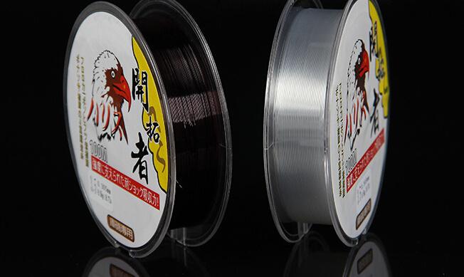 Import Raw Line High Strength Fishing Line Nylon Fishing Line