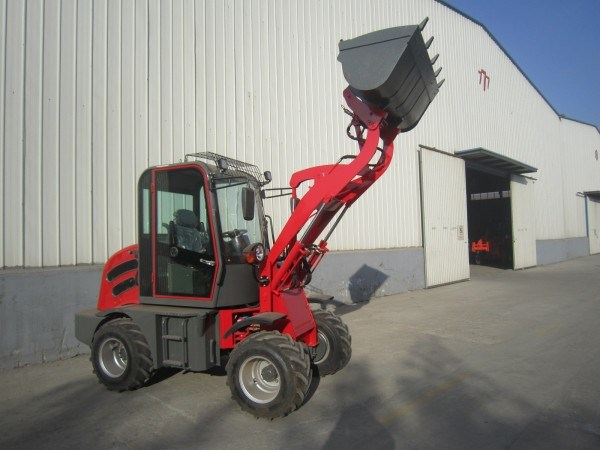 Hzm 908 Farm Loader with CE