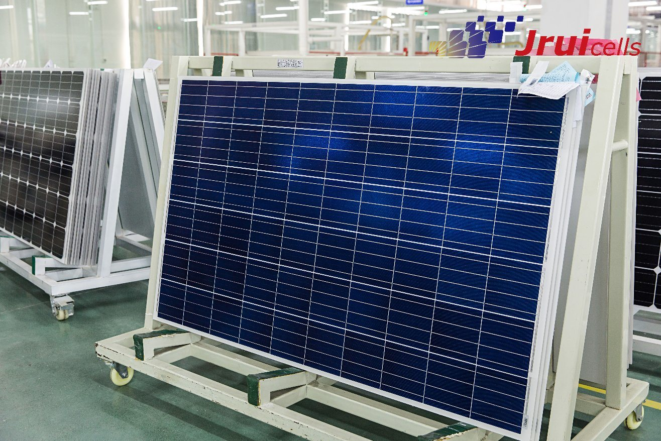 Reflection Resistant Coated Glass 270W Poly Solar Panel