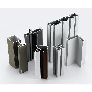 Anodized Surface Treatment Finish Aluminium Profiles