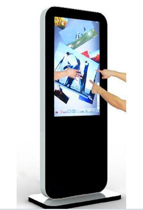 46inch Network Standing Advertising LCD Display