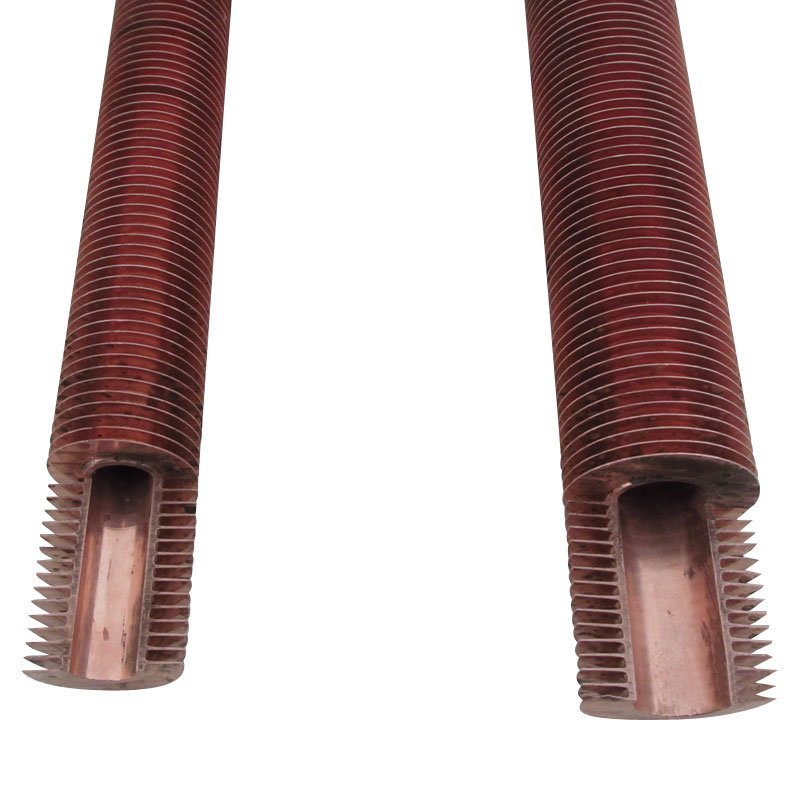 Iron Finned Tubes