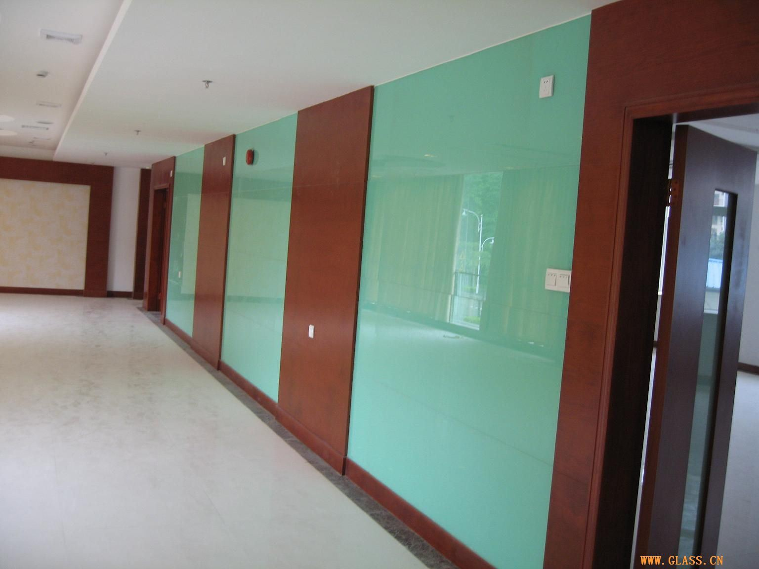 China laminated glass door china laminated glass for Back painted glass panels