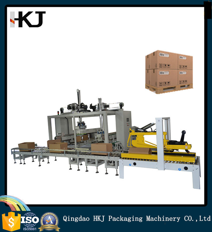 Carton Filling and Sealing Machine