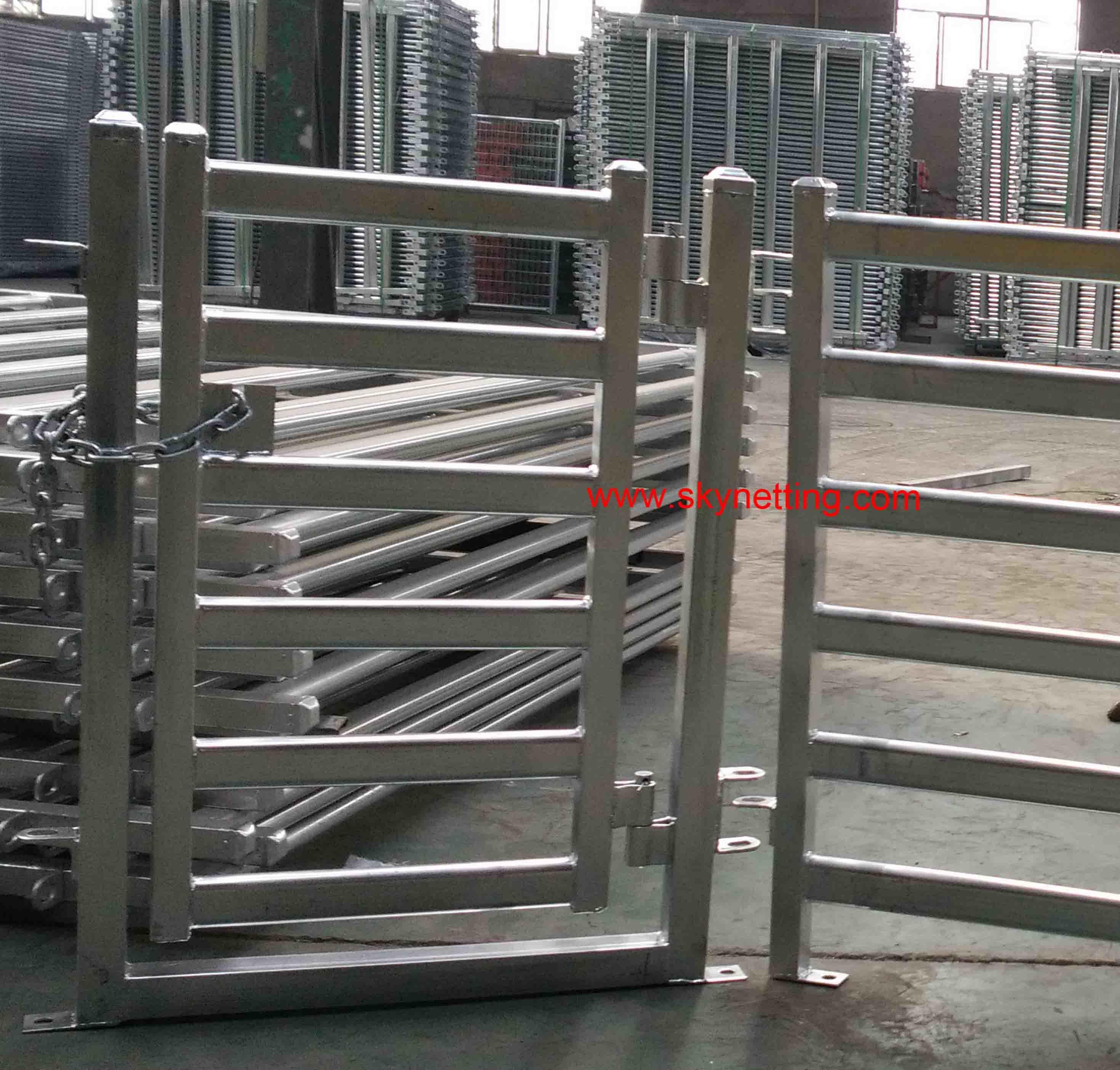 Cattle Livestock Panels (Oval Rail Panels)
