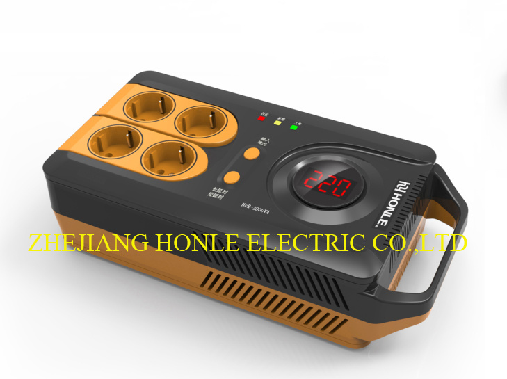 Honle Pr Portable AC Voltage Stabilizer Regulator