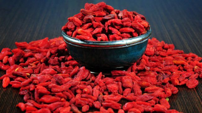 Bulk Ningxia Dried Wolfberry by Hand -Picked