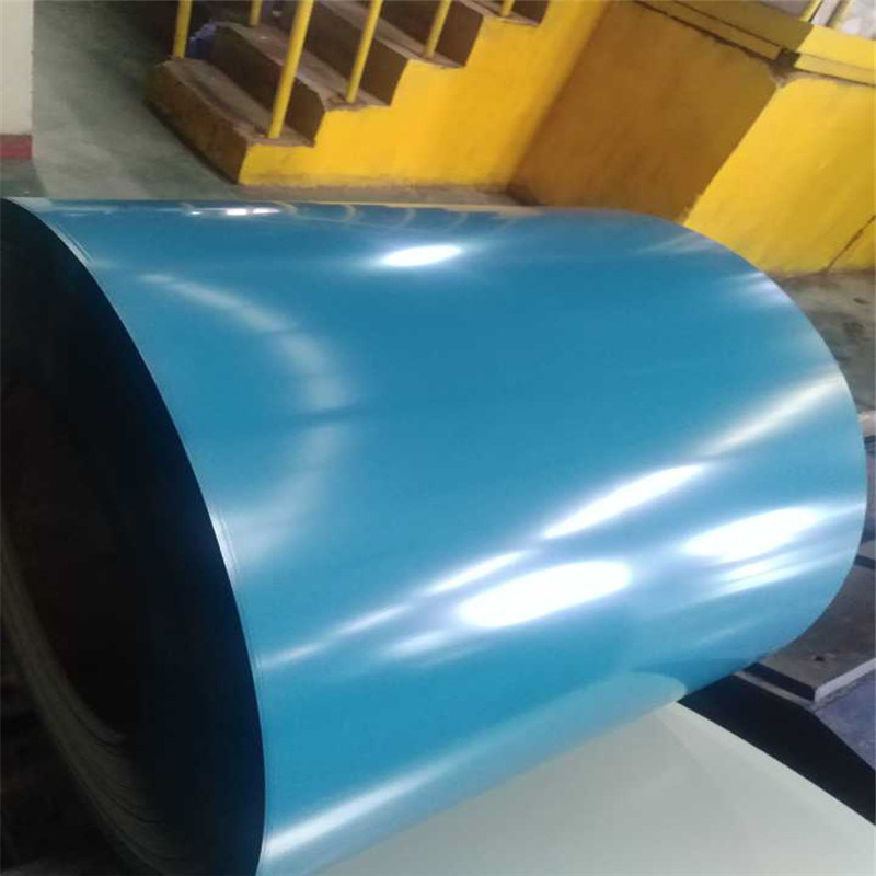 PPGI Prepainted Building Material Color Coated Galvanized Steel for Construction