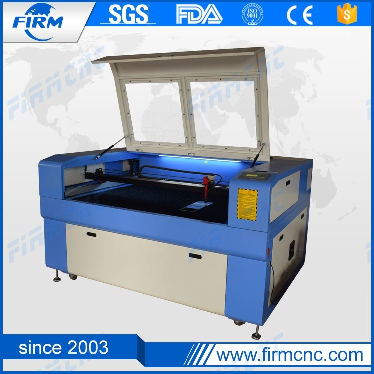 Wood Acrylic Leather CNC Laser Engraving Cutting Machine