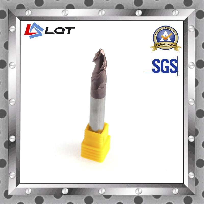 Tungsten Carbide Milling Cutter for HRC 55 Degree
