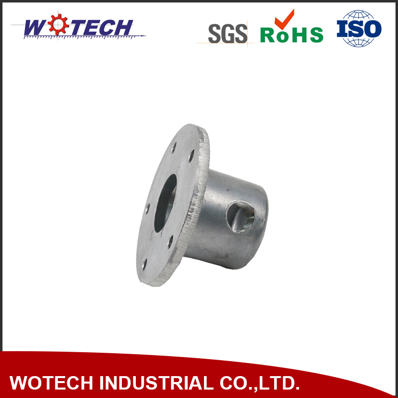 Small Boat Valve with Die Casting Process