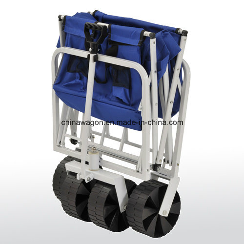 Flat-Free Tires Wheel Collapsible-Beach-Wagon