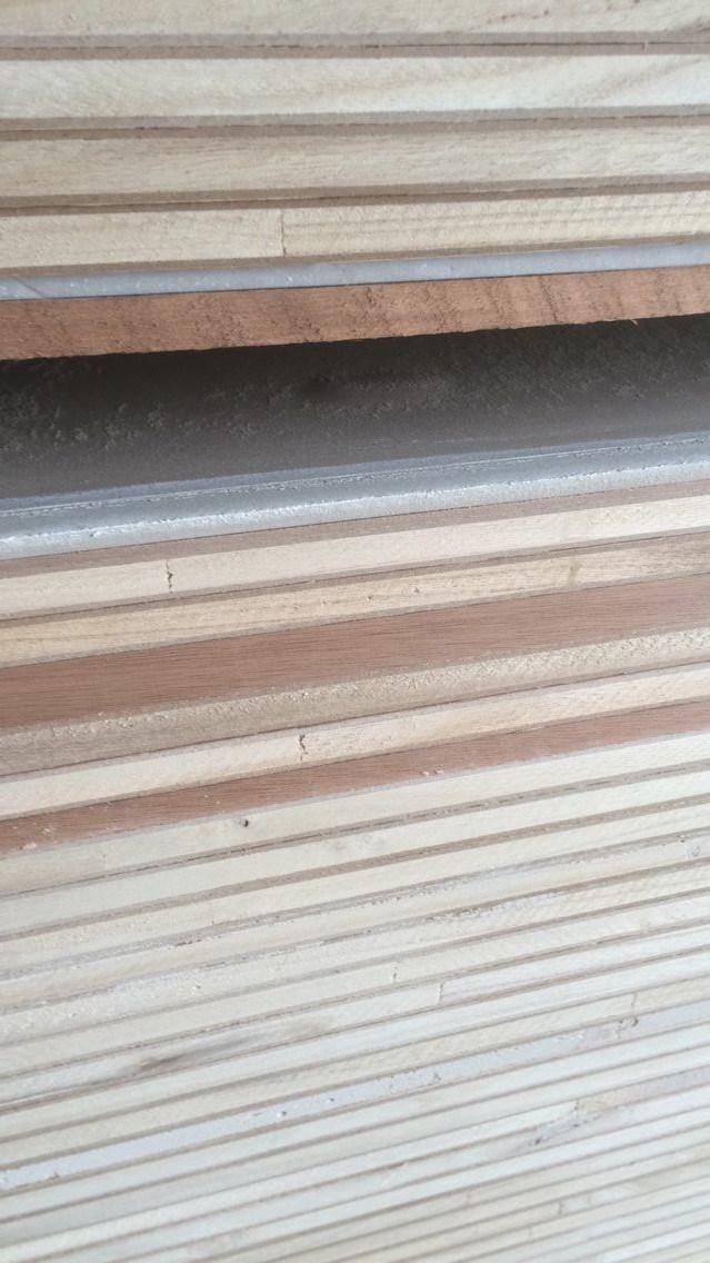 Paulownia Wood Core Blockboard 18mm Sale in Mexico