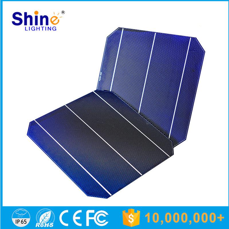 Solar Monocrystalline Cells/Solar Polycrystalline Cells A Grade with 20 Years Warranty
