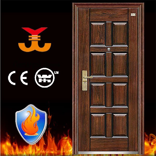 Modern Steel Security Doors (JX-910)
