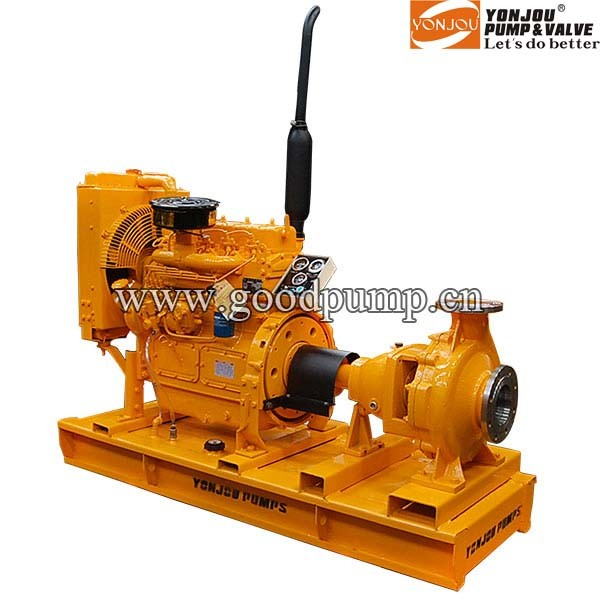 Diesel Engine Driven Water Pump (D-IS)