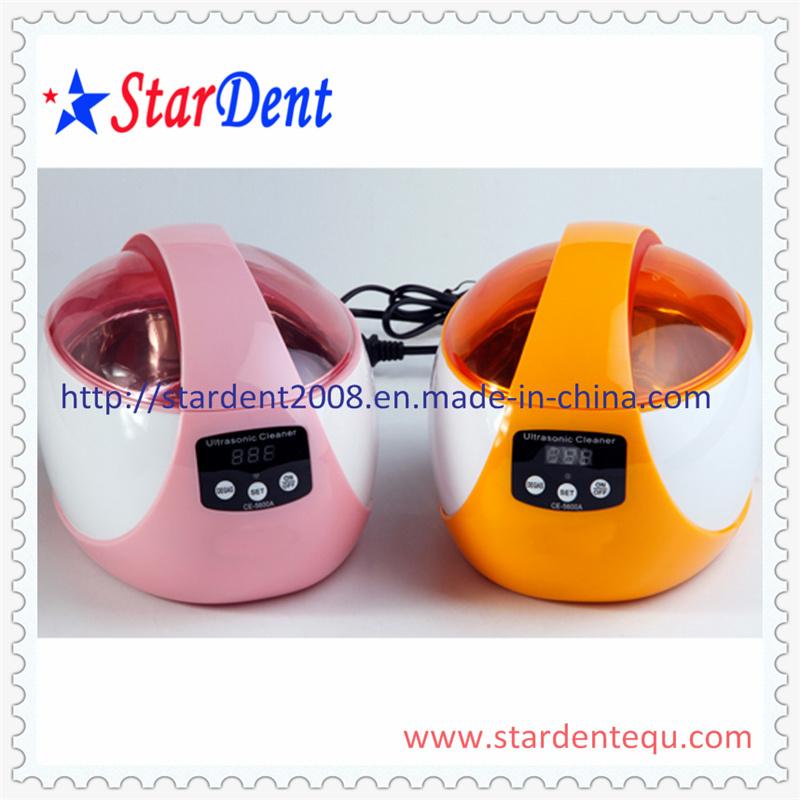 750ml Colorful Ultrasonic Cleaner of Dental Equipment