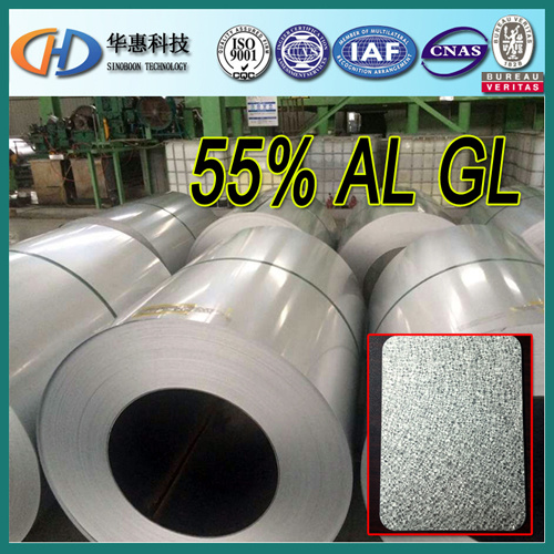 Manufacturer of Galvalume Steel Coil/Gl with ISO9001