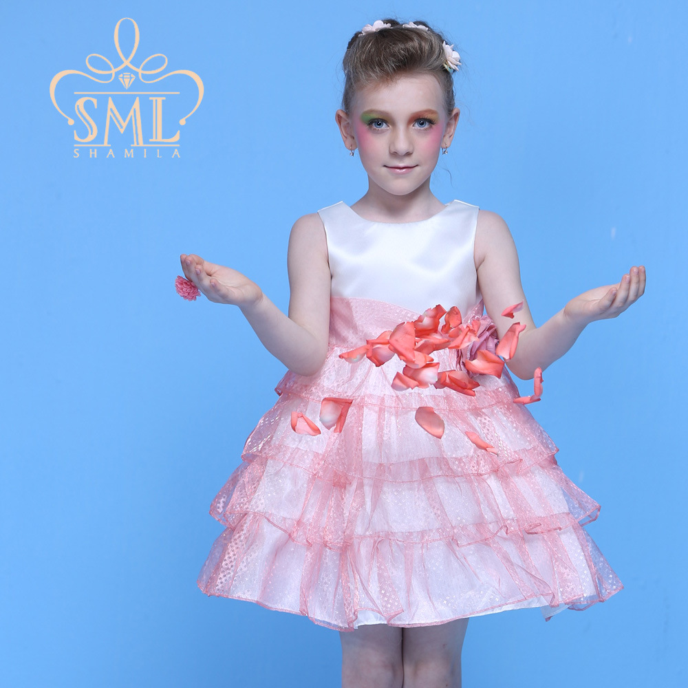 China Baby Girl Party Dress, Wedding Dress for Kids Photos ...