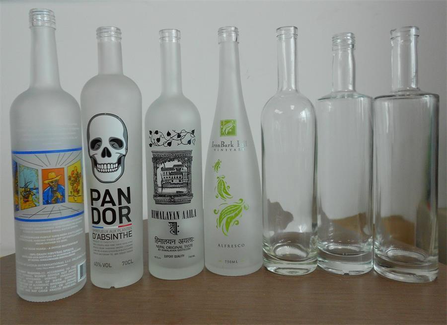 Glass Bottle, Liquor Bottle, Wine Bottle, Vodka Bottle, Whisky Bottle