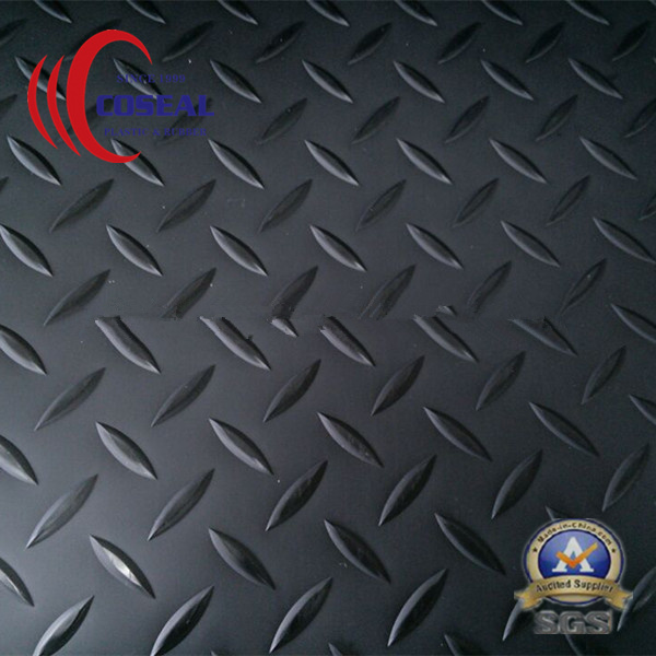 Five Colors of Cr (Neoprene) Rubber Mat for Flooring