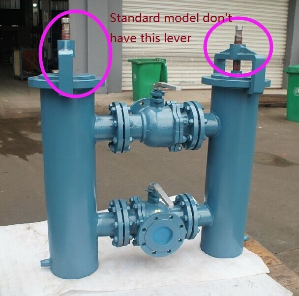Sanitary, Industrial Y Shape Water Strainer, Basket Water Filter