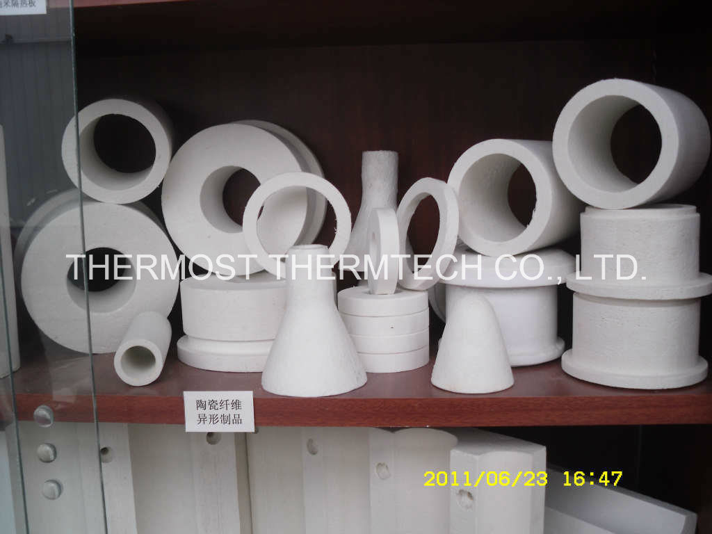 Ceramic Fiber Vacuum Form Shapes (1000C-1260C-1400C-1600C-1700C-1800C)