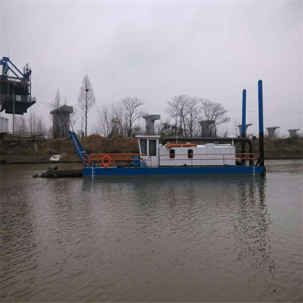 12inch Cutter Suction Dredger for Digging Sand and Gold