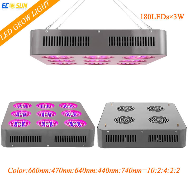Full Spectrums New 315W LED Grow Light for Indoor Grow (SGN02-315W)