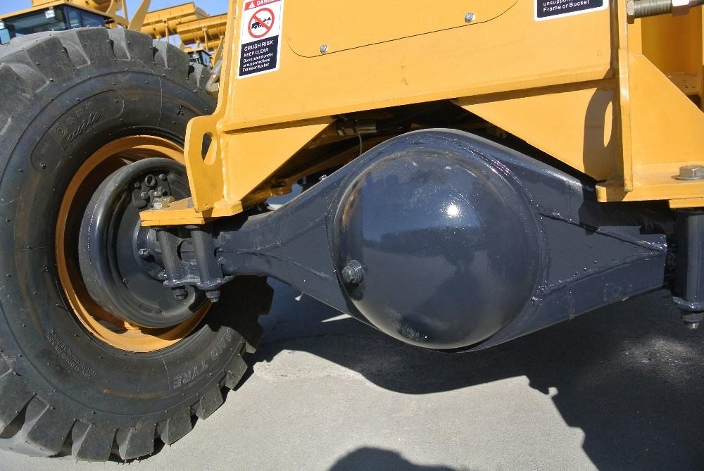 Zl12f 1.2 Ton 0.8 Cbm Bucket Mini /Small Wheel Loader with Xinchai498 Engine