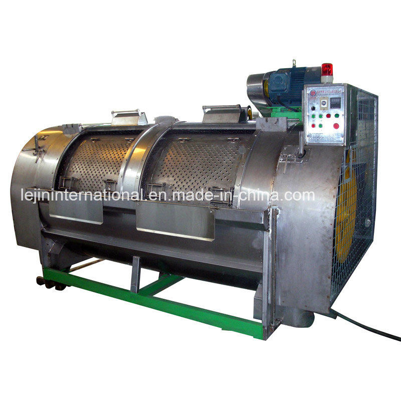 Horizontal Stainless Steel Industrial Washer