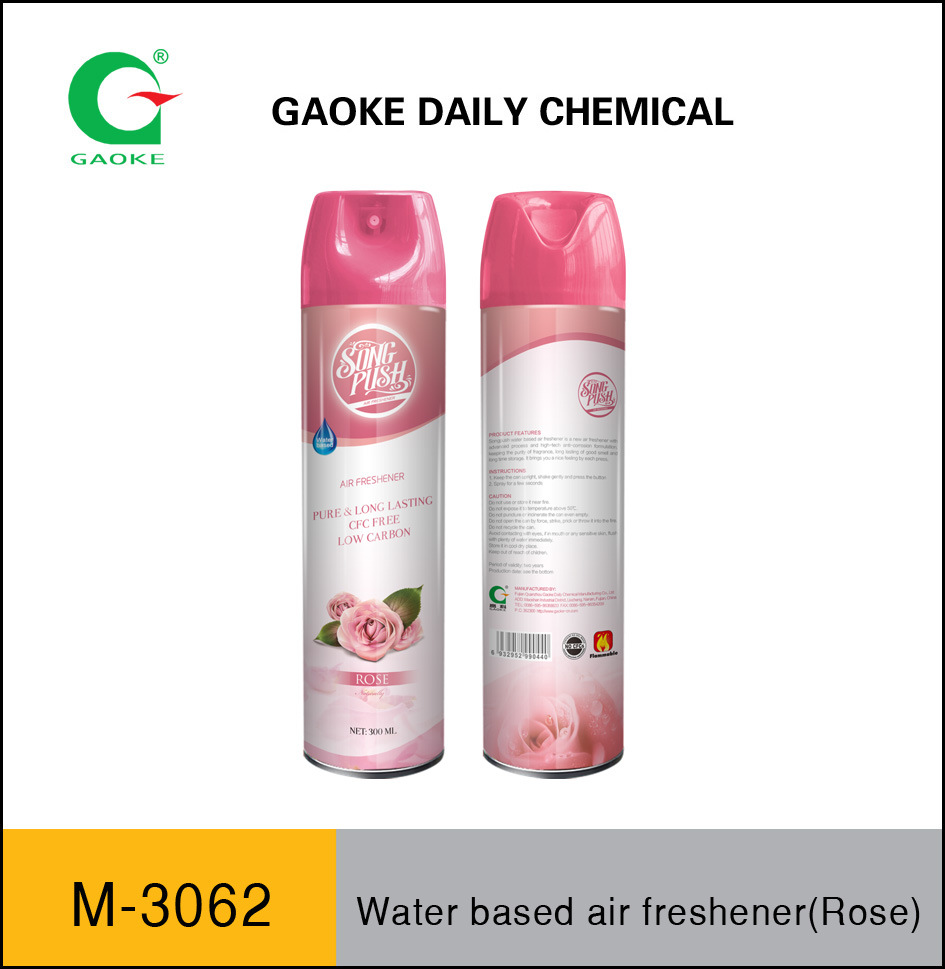 Air Freshener - Songpush (Rose Fragrance)