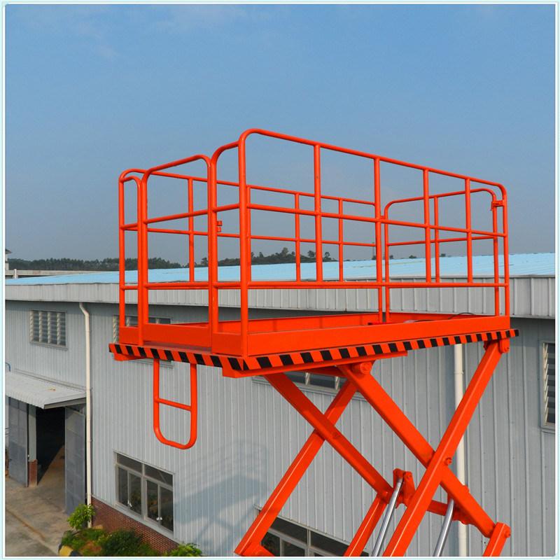 CE 0.3t-6m/9m Hydraulic Standing Jack