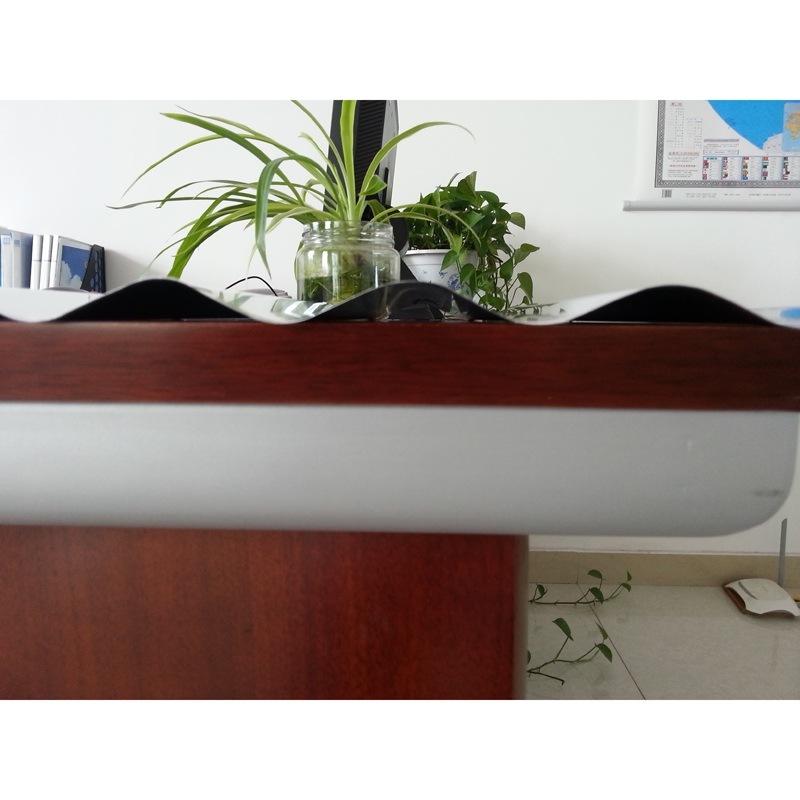 Aluminium/ Aluminium Sine Wave Corrugated Roofing Sheet