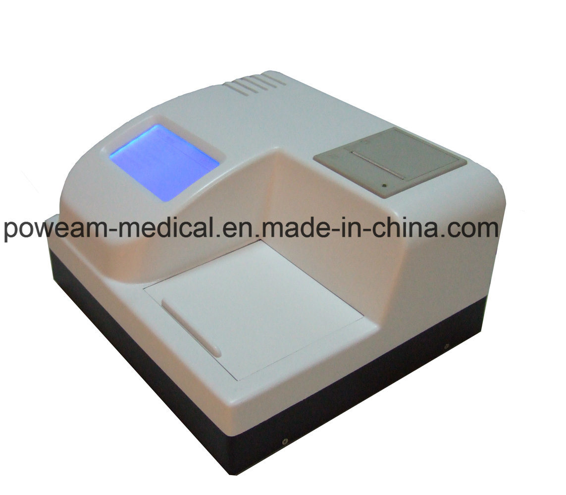 Hospital Clinic Lab Touch Screen Micro Plate Microplate Reader/Elisa Reader (WHY101)