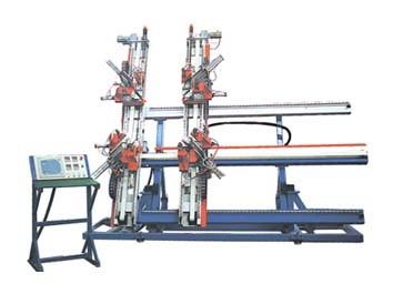 China Cnc Four Point Welding Machine China Pvc Window