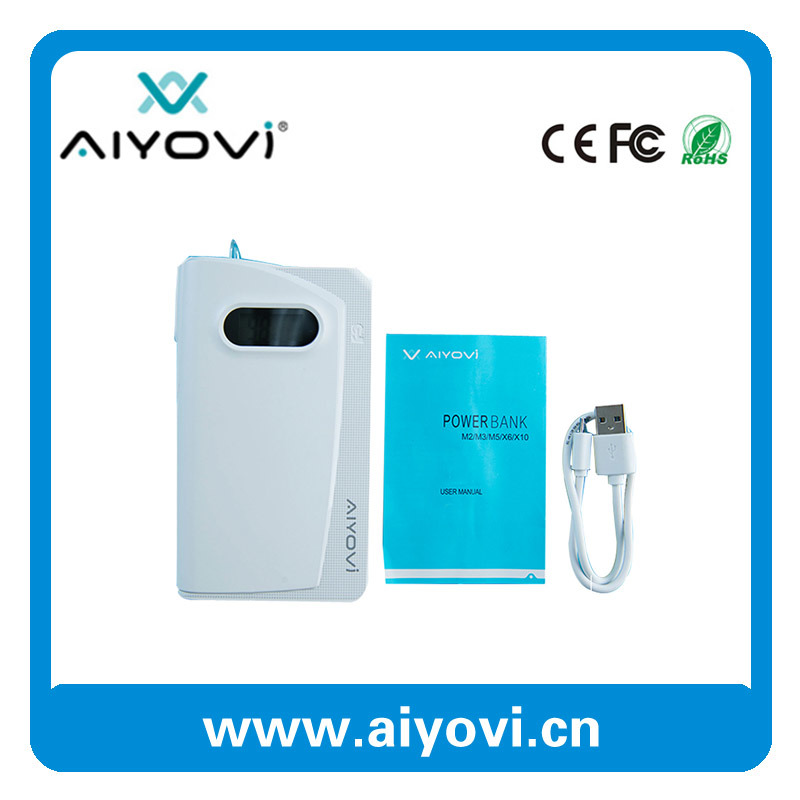 High Capacity Portable Mobile Power Bank with High Quality Bluetooth Headset