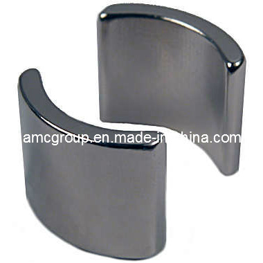 Nm-108 Arc NdFeB Magnet From China Amc