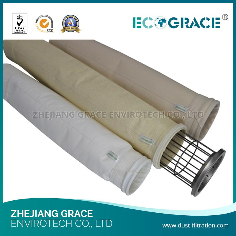 High Efficient Air Filter Needle Felt Fabric Ryton PPS Bag Filter