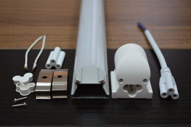High Quality T8 Integrated Ledtube Accessories